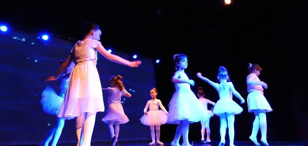 balet pokaz