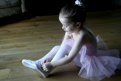 Ballet Preparation (colour)